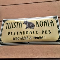 Photo taken at Tlustá Koala by Jan M. on 7/2/2012