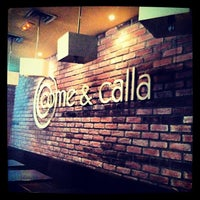 Photo taken at Come y Calla by EASYJAVIER on 7/18/2012