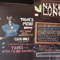 Photo taken at Naked Lunch by Kayo S. on 8/29/2012