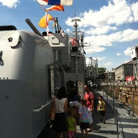 Photo taken at USS Cassin Young by Will M. on 7/3/2012