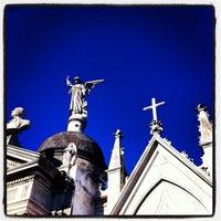 Photo taken at La Recoleta Cemetery by David B. on 4/12/2012