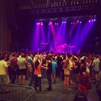 Photo taken at Wellmont Theatre by Justin H. on 7/19/2012
