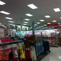 Photo taken at Target by Carl T. on 5/6/2012