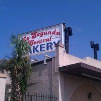 Photo taken at La Segunda Bakery by Brendan on 8/8/2012