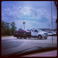 Photo taken at Crippen Auto Mall by David B. on 6/16/2012