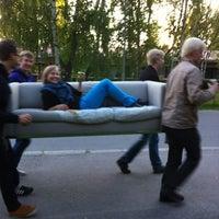 Photo taken at Saha by Ilona K. on 5/31/2012