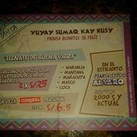 Photo taken at El Tayta by Mariella V. on 8/3/2012