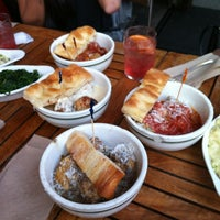 Photo taken at The Meatball Shop by Johanna H. on 6/1/2012