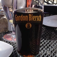 Photo taken at Gordon Biersch Brewery Restaurant by Steve A. on 3/24/2012