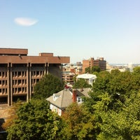 Photo taken at Watson Hall by Benedict R. on 8/24/2012