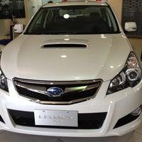 Photo taken at Subaru Greenhills | Motor Image Pilipinas Inc. by John K. C. on 6/18/2012