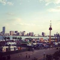 Photo taken at Detroit River Days by Elle B. on 7/7/2012