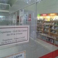 Photo taken at OABSP - Casa do Advogado by Tybets B. on 7/12/2012
