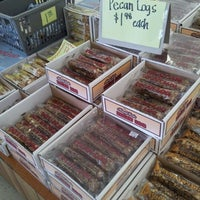 Photo taken at Adcock Pecans by Mal M. on 6/18/2012