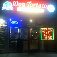 Photo taken at Don Tortaco by Alexa K. on 3/28/2012