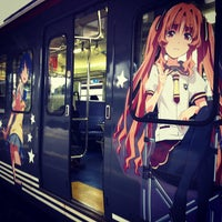 Photo taken at Komoro Station by くろかい on 9/8/2012