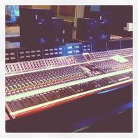 Photo taken at RAK Studios by Dave H. on 7/4/2012