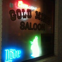 Photo taken at Gold Mine Saloon by Erin M. on 9/13/2012