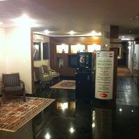 Photo taken at Hotel Del Rey Foz by Alberto d. on 4/27/2012