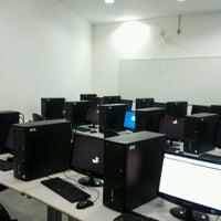 Photo taken at FMU - Campus Morumbi by Julio Perez on 3/16/2012