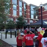 Photo taken at Jacksonville Veterans Memorial Arena by Richard P. on 5/4/2012