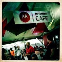 Photo taken at Motorola Cafe by gravity 5. on 3/18/2012