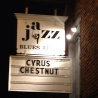 Photo taken at Blues Alley by Rev. L. on 9/7/2012