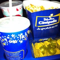 Photo taken at Cinépolis by Diego T. on 5/2/2012