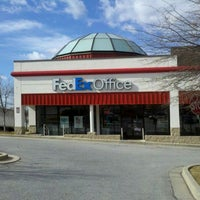 Photo taken at FedEx Office Print & Ship Center by James B. on 2/23/2012