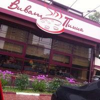 Снимок сделан в Виват Пицца пользователем Naniko 7/15/2012