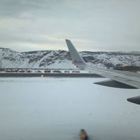 Photo taken at Vail - Eagle County Airport (EGE) by DRR on 3/2/2012