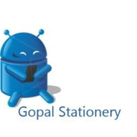 Photo taken at Gopal Stationery & Book House by Sumeet L. on 7/5/2012
