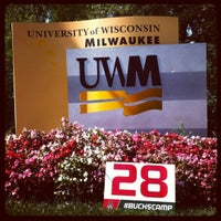 Photo taken at UWM Student Union by Nick M. on 9/4/2012