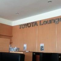 Photo taken at Toyota Nasmoco by iqbal r. on 3/28/2012