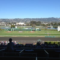 Photo taken at Golden Gate Fields by Elliot T. on 8/19/2012