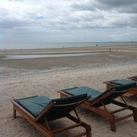Photo taken at Anantara Hua Hin Resort and Spa by Thana-Orn Y. on 6/16/2012