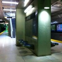 Photo taken at Van Ness MUNI Metro Station by David L. on 2/26/2012