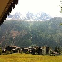 Photo taken at École Nationale de Ski et d'Alpinisme de Chamonix by Patra T. on 6/18/2012