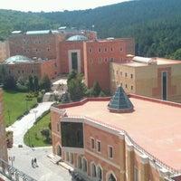 Photo taken at Yeditepe University by Ugur P. on 6/15/2012