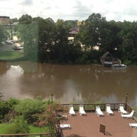 Photo taken at Hilton Lafayette - Closed by CorkedCowgirl S. on 7/25/2012