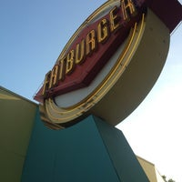 Photo taken at Fatburger by Atom A. on 8/24/2012