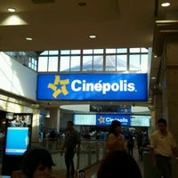 Photo taken at Cinépolis by Diego D. on 4/10/2012