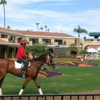 Photo taken at Del Mar Racetrack by LiveFit F. on 7/18/2012