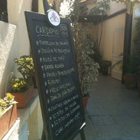 Photo taken at Casa Prema by Leonardo C. on 8/3/2012