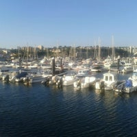 Photo taken at Douro Marina by Patricia A. on 7/8/2012