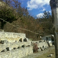 Photo taken at Madara archaeological reserve by Mini§try of Fun L. on 3/3/2012