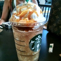 Photo taken at Starbucks by Valentina T. on 8/12/2012