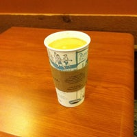 Photo taken at Caribou Coffee by stephen on 2/7/2012