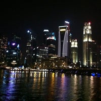 Photo taken at Esplanade - Theatres On The Bay by Jared M. on 3/18/2012