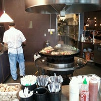 Photo taken at Mongolian Grill by Joey S. on 4/5/2012